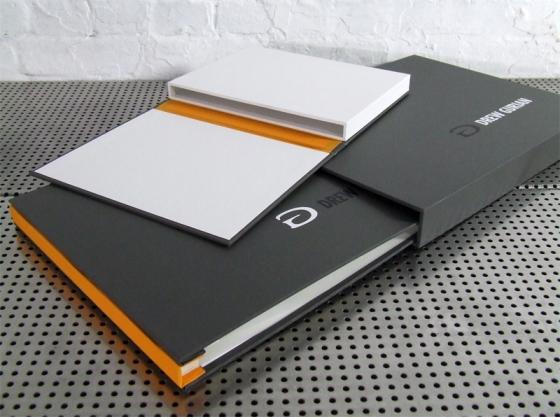 Gurian: Print Portfolio iPad Case Mullenberg Designs