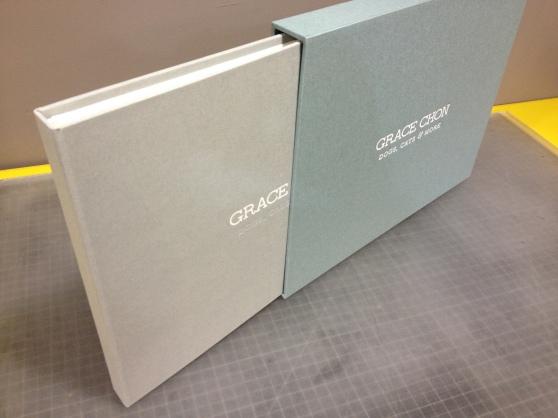 Full Case book w/ Slipcase