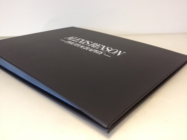 Renson Full Case Portfolio book