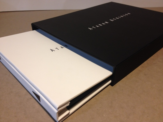 3 piece screw post custom full case portfolio