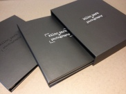 2 portfolios in double slipcase