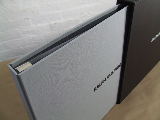3 piece portfolio with slipcase