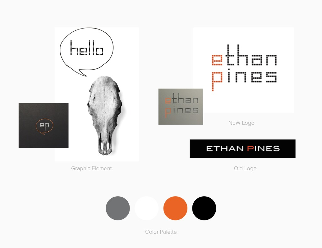 Ethan Pines brandboard