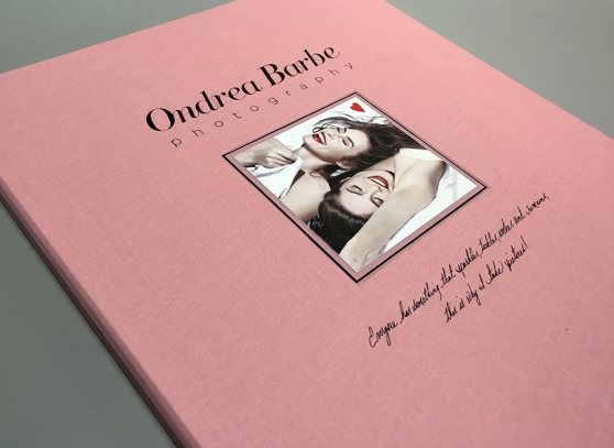 Ondrea Barbe Photographer Portfolio by Mullenberg Designs