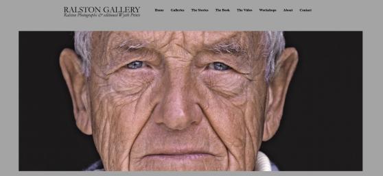 Ralston Gallery / Artist Peter Ralston / Wyeth Family Portraits