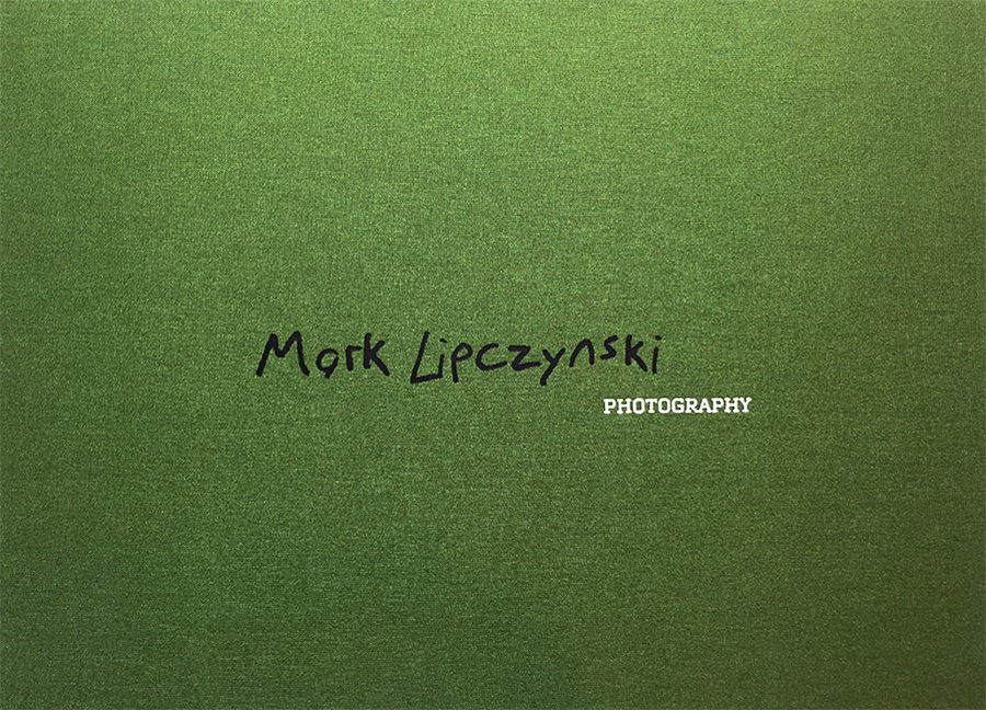 Mark Lipczynski Photographer iPad Presentation Case by Mullenberg Designs