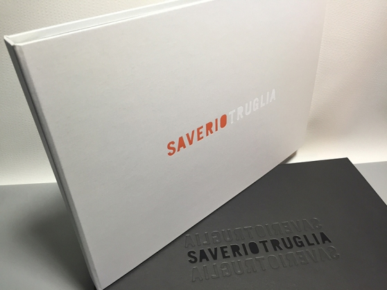Full Case Photography Portfolio with Slipcase built by Mullenberg Designs for Photographer Saverio Truglia
