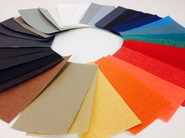 Mullenberg Designs Cover Fabrics: coated